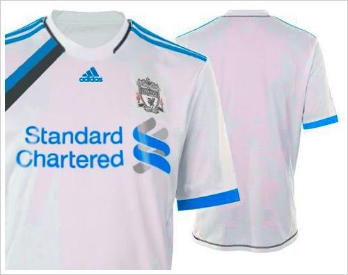 d273b09bb New Liverpool FC 2011   2012 Away Kit  !