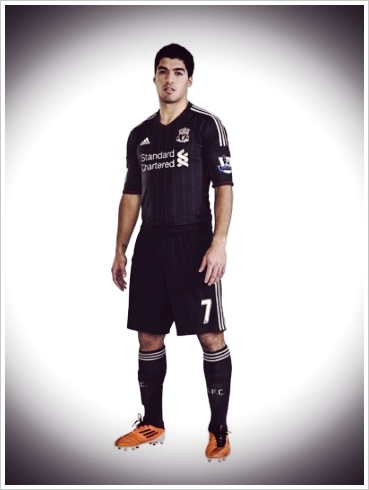 online retailer 8941e 5a67f It's Here … The New Liverpool FC 2011 – 2012 Away Kit … For ...