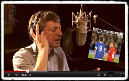 He Ai'nt Heavy, He's My Brother Justice Collective Liverpool FC Video #JFT96