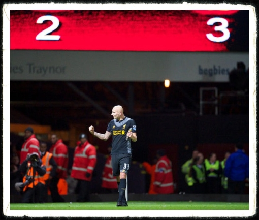 Jonjo Shelvey Liverpool winner West Ham 3-2