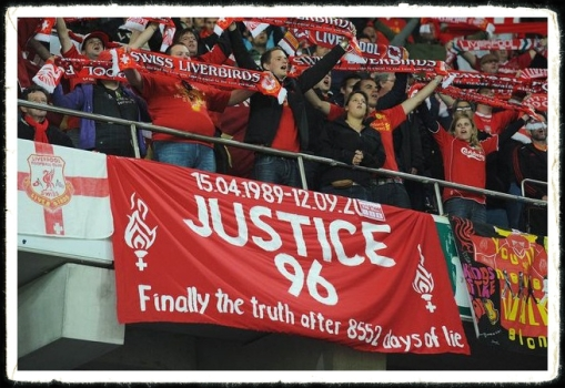 He Aint't Heavy He's My Brother Justice Collective Kop