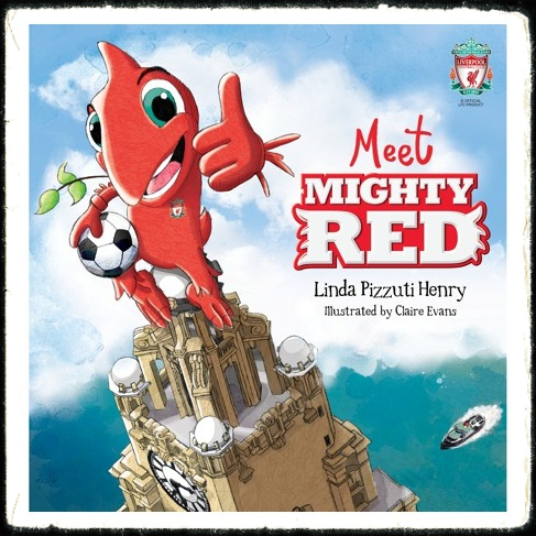 Meet Mighty Red Book Linda Pizzuti Henry Claire Evans