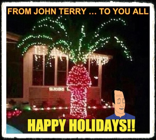 John Terry Happy Merry Holidays Penis