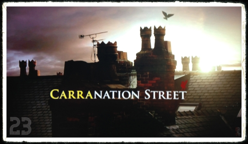 23 Carranation Street Corontaion Street Jamie Carragher