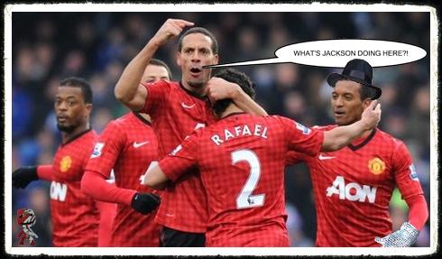 Ferdinand Rafael Michael Jackson Snoop Dogg Manchester Utd. QPR