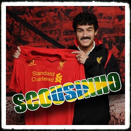 Scouseinho Coutinho Scouser Liverpool FC