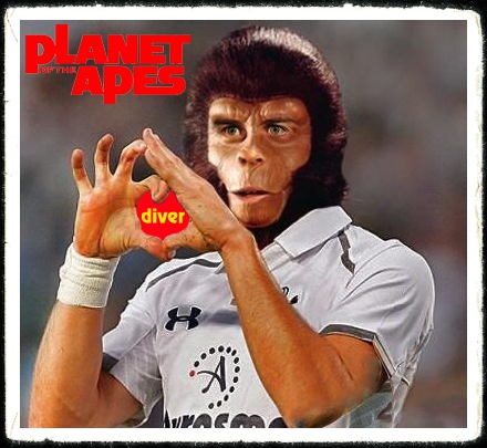 Bale Diver Planet of The Apes
