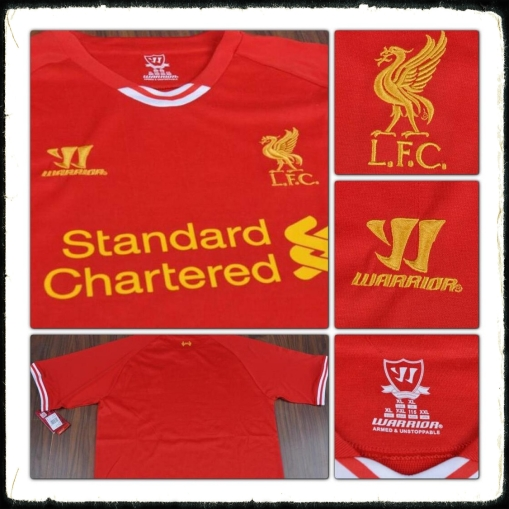 LFC 2013-14 Home Shirt Liverpool FC