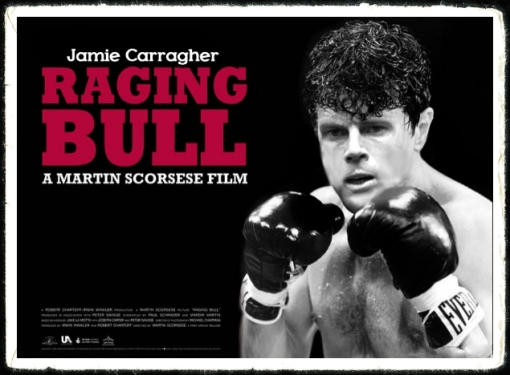 Raging Carra Jamie Carragher Raging Bull DeNiro