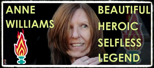 Anne Williams Liverpool Hillsborough Justice Dies