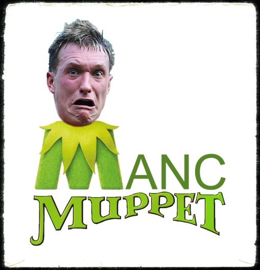 Manc Muppet Phil Jones Manchester Utd Muppet Beaker