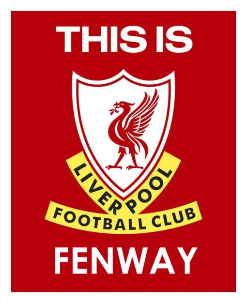 This Is Fenway This Is Anfield Boston Bombing Terrorism Marathon Liverpool FC Red Sox