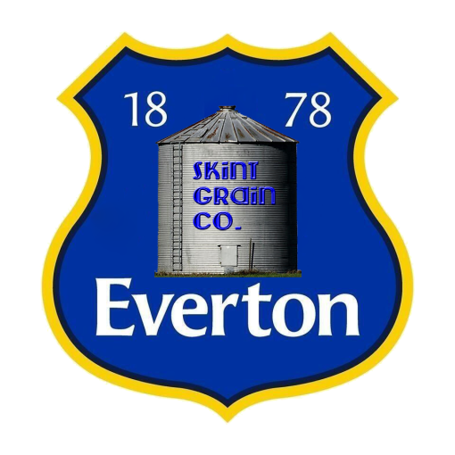 EFC Everton FC new crest club badge