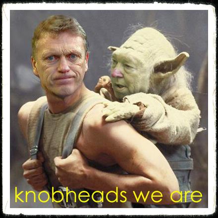 Moyes Lukje Ferguson Yoda Star Wars