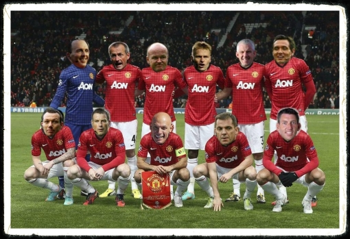Manchester United Referee Squad Team