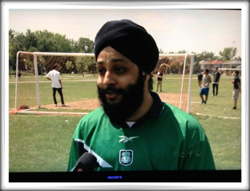 QSF Quebec Soccer Federation Sikh turban head wear ban permit