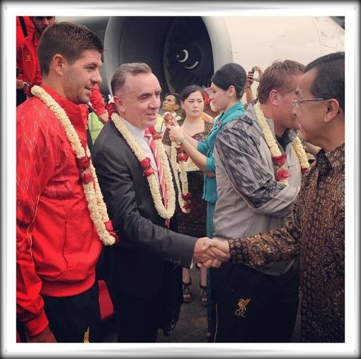 Ian Ayre On Liverpool FC Tour Jakarta transfers