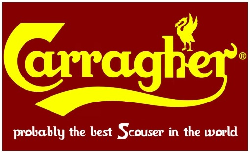 Carragher - Carlsberg Probably The Best Scouser In The World