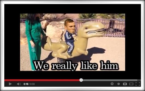 Iago Aspas We Love Like Him You Tube video Yago Uspas