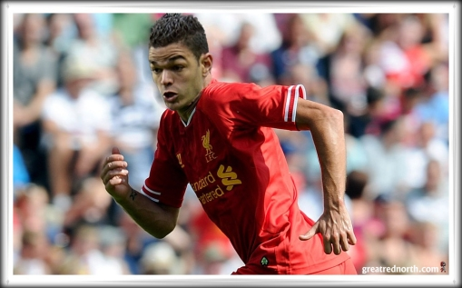 Hatem Ben Arfur Liverpool FC