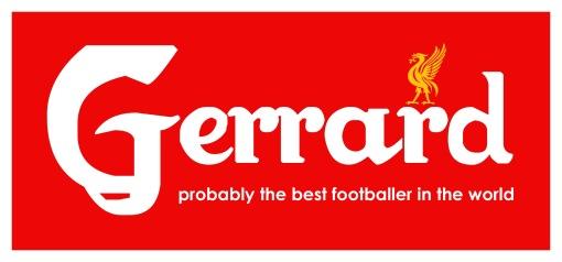 Liverpool FC Testimonial Steven Gerrard … Probably The Best Footballer In The World Carlsberg