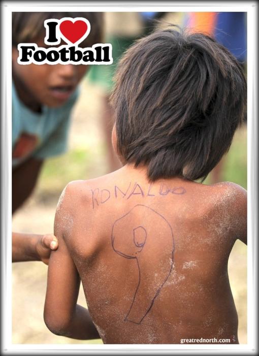 I Love Football ♥