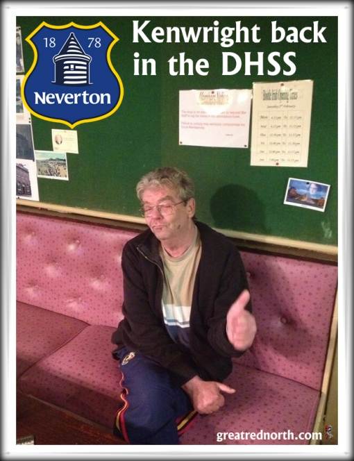 Everton Neverton Bill Kenwright Back In The DHSS
