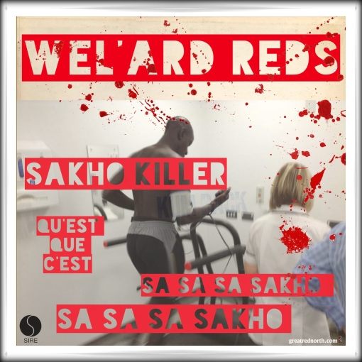 Sakho Killer Talking Heads Liverpool FC Psycho Killer Wel'Ard Reds