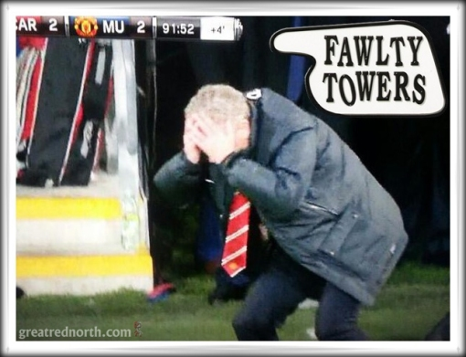 Fawlty Towers David Moyes Manchester Utd.  Mancs Basil Fawlty