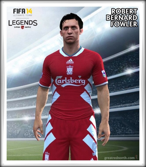 Robbie Fowler FIFA 14 Ultimate Team Legends