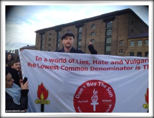 Billy Bragg JFT96 Banner #JFT96