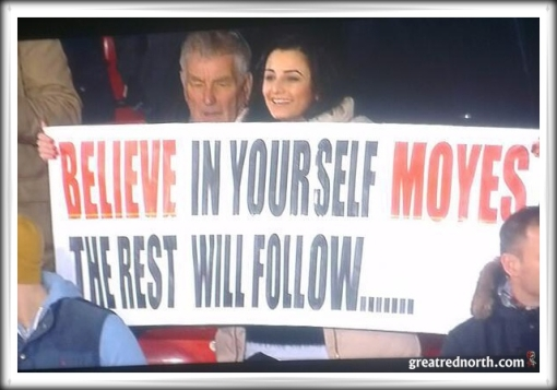 Believe In Yourself Moyes