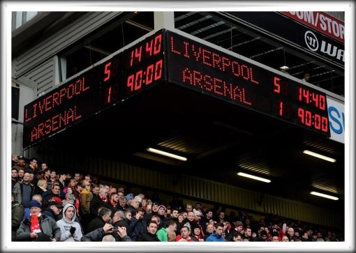 Liverpool FC 5-1 Arsenal