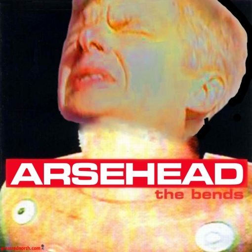 Arsehead Radiohead Arsene Wenger Arsenal The Bend