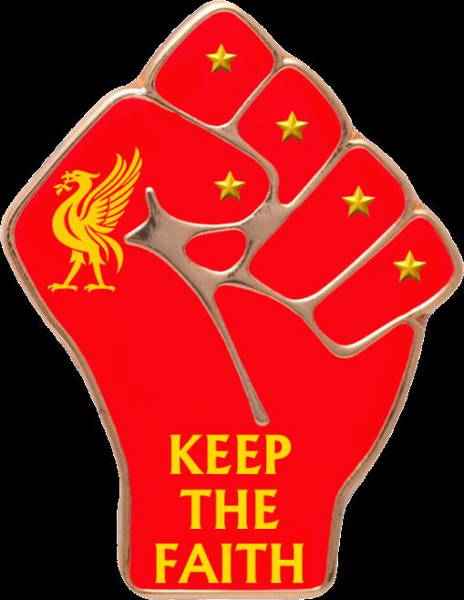 Keep The Faith Believe Liverpool FC