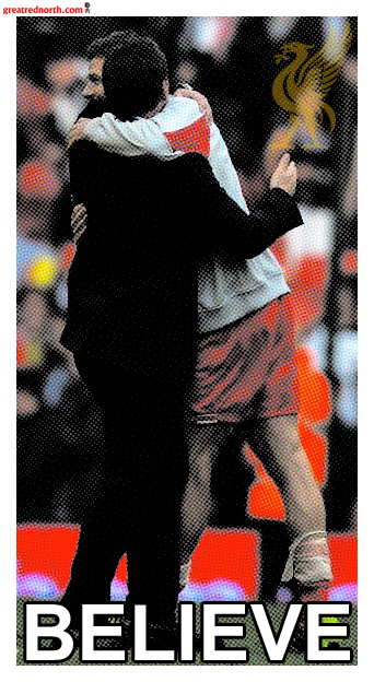 Liverpool FC Believe
