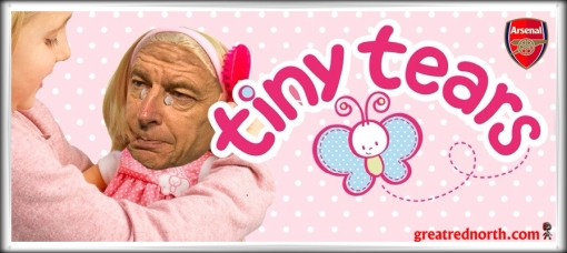 Tiny Tears Wenger