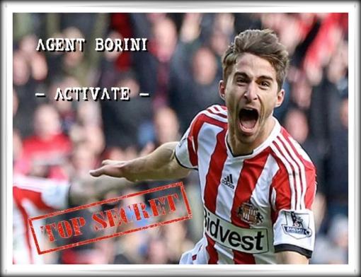 Borini Sunderland scores Chelsea Agent Borini Liverpool FC