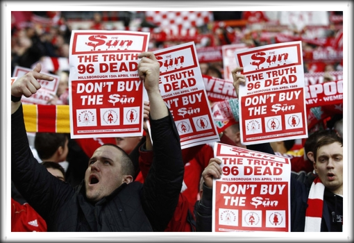 LFC Fans - Don't Buy The Sun