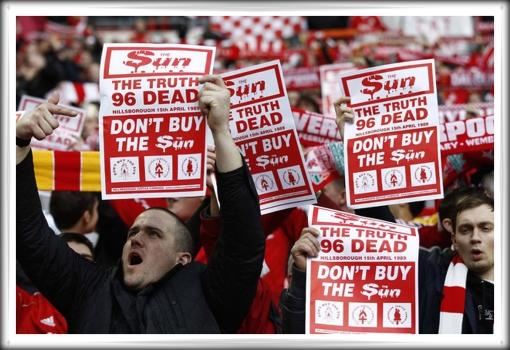 LFC Fans - Don't Buy The Sun