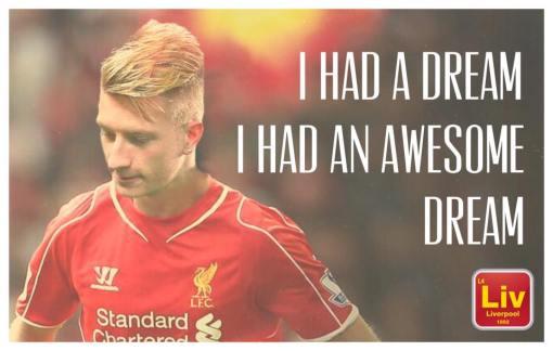 Marco Reus Liverpool FC