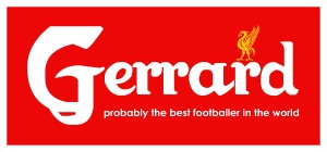 Gerrard … Probably The Best Footballer In The World 2