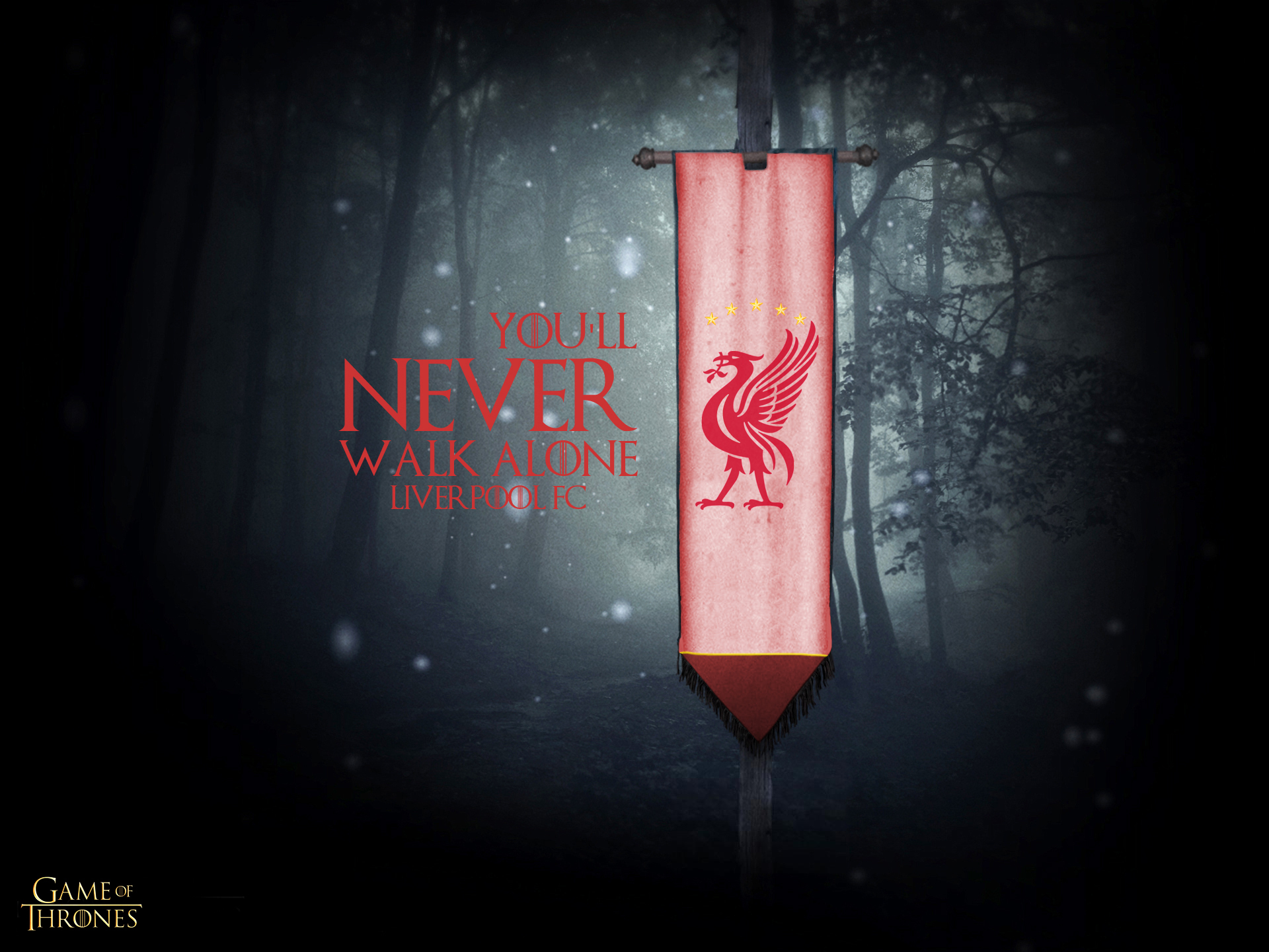 On Anfield Road Lyrics Liverpool Fc Game Of Thrones House